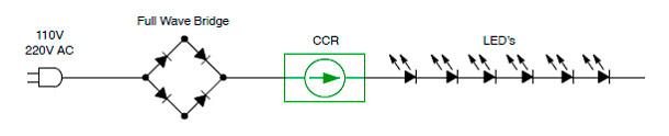 NSIxxx линейный драйвер светодиодов