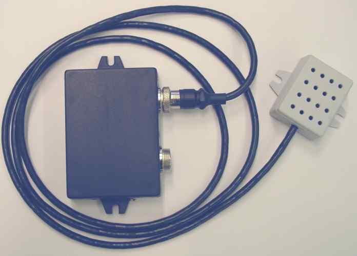 Датчик температуры с контроллером