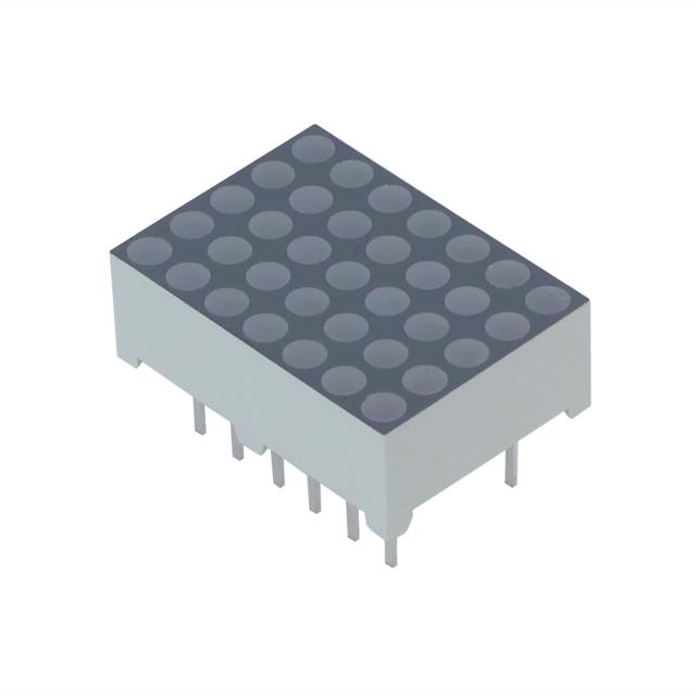 Матрица 5 х 7 пикселей