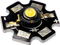 Светодиод звезда