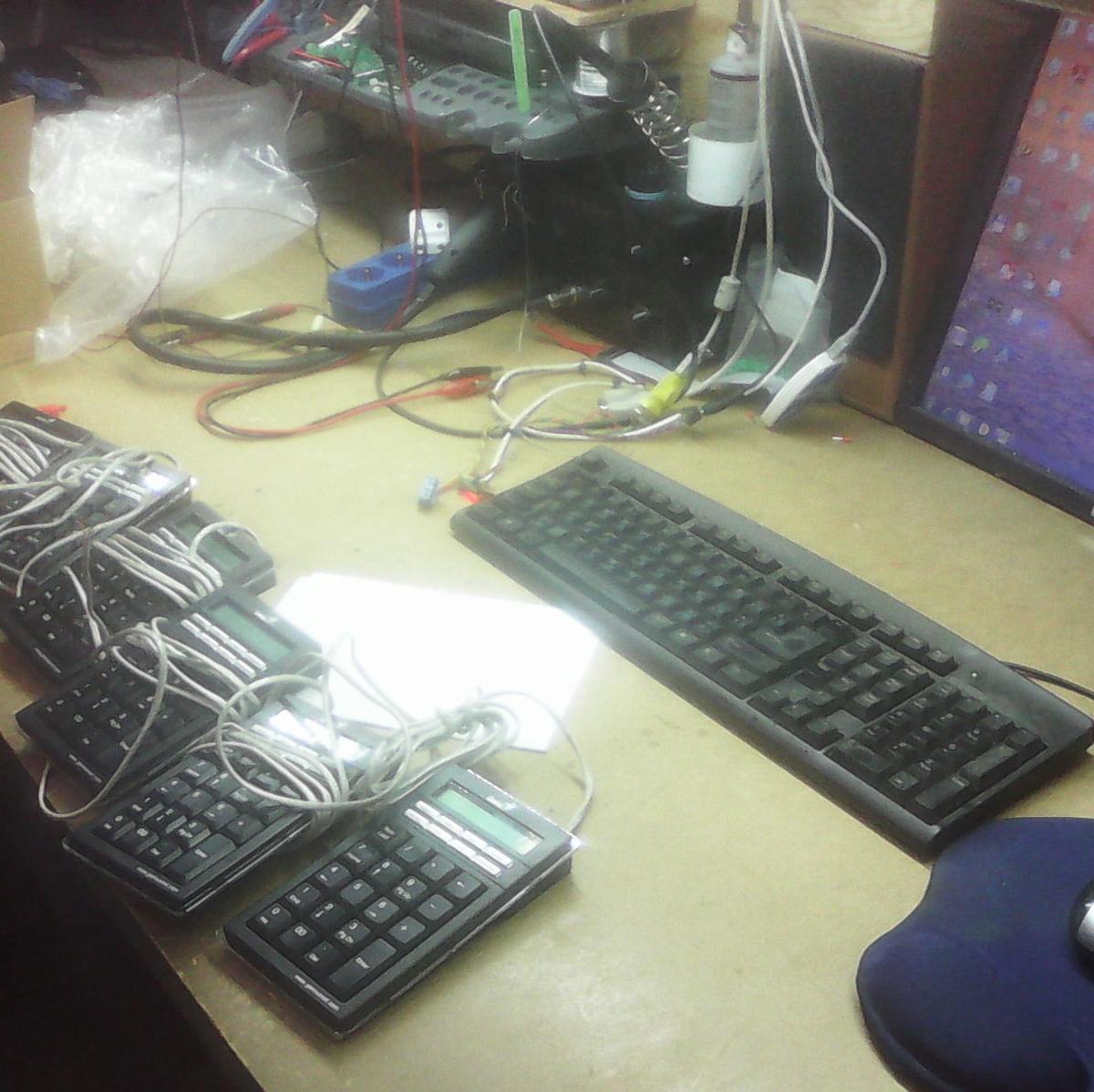 Разработка систем с применением табло