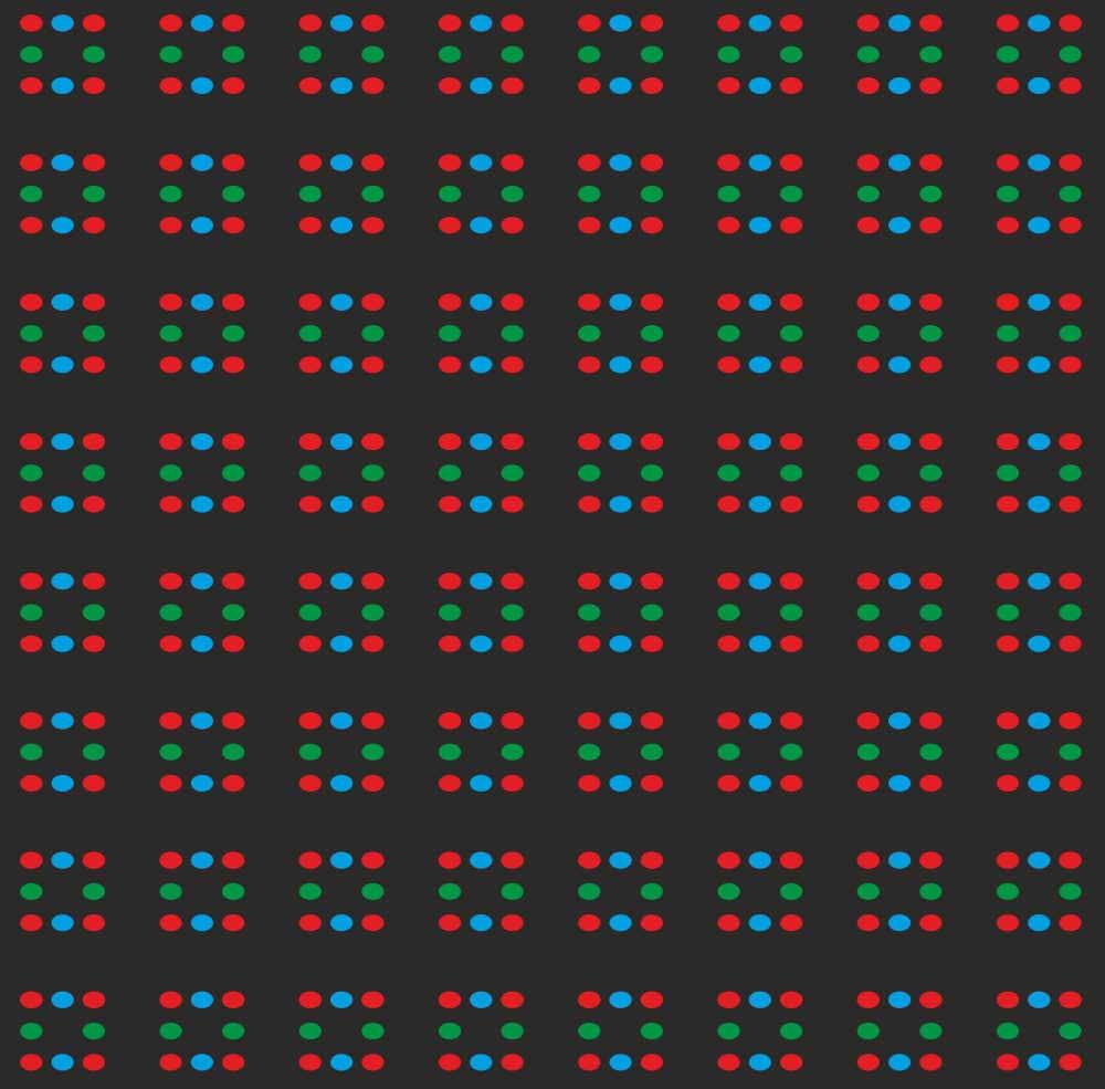 Модуль полноцветного табло