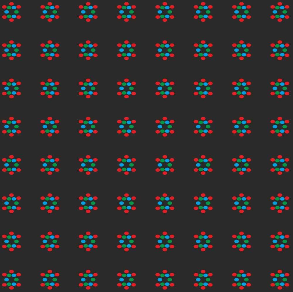 Модуль одноцветного табло