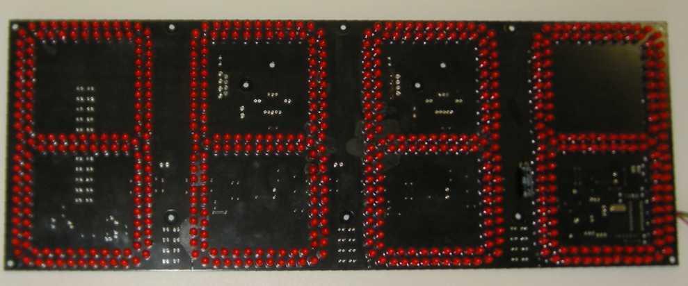 семисегментное табло