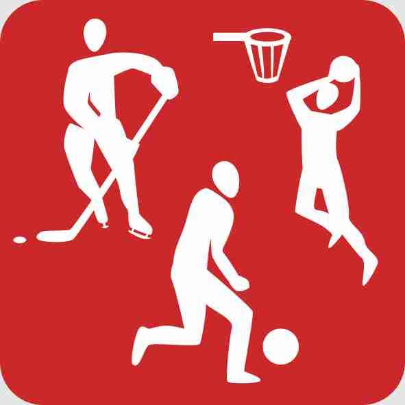 Комбинированное спортивное табло