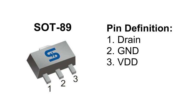 Светодиодные драйверы TS19451 Taiwan Semiconductor