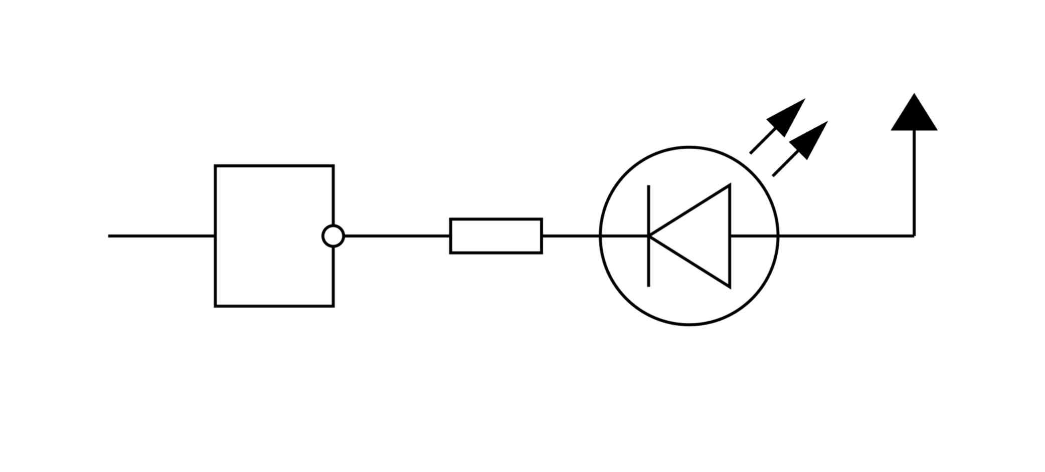 Светодиод индикаторный
