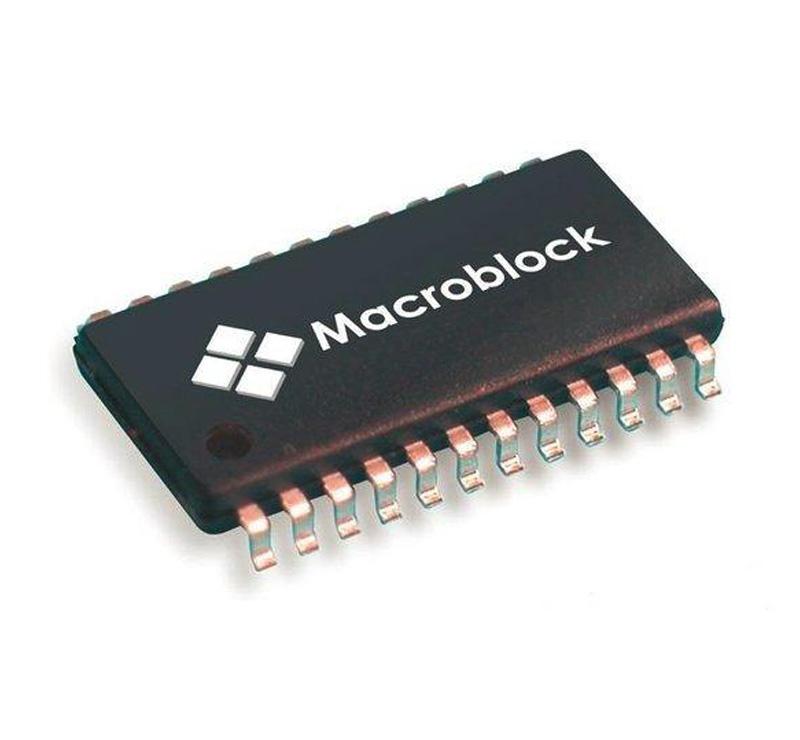 Драйвер светодиодов Macroblock