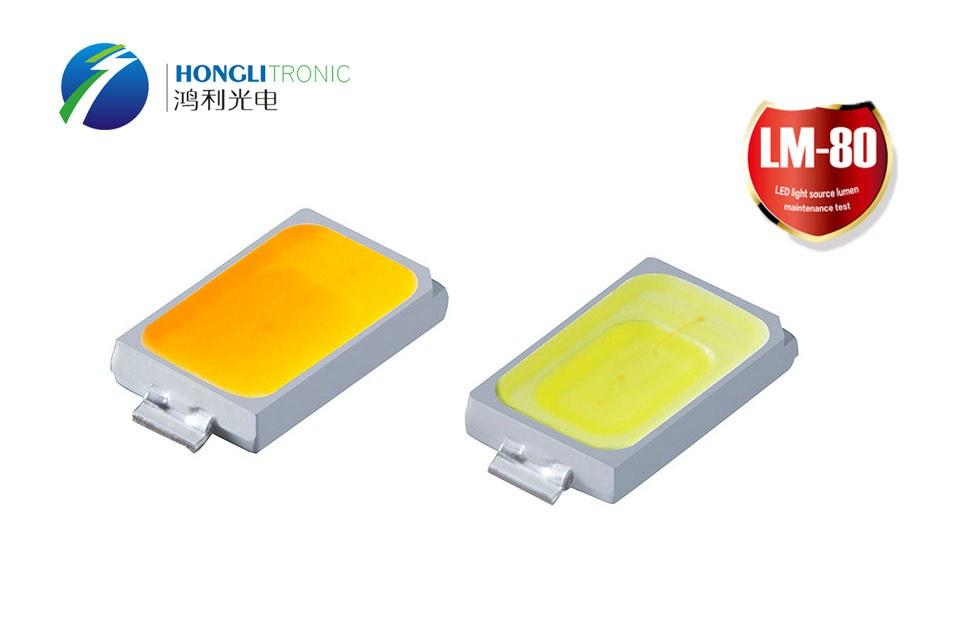 Высокоэффективные светодиоды Honglitronic SMD 5730 мощностью 0,5 Вт, 9000 часов, сертифицированные LM-80