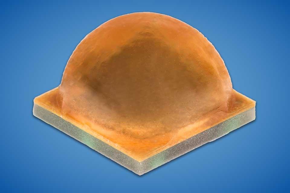 Светодиод XLamp XHP50.2 обеспечивает наивысшую плотность светового потока в своем классе