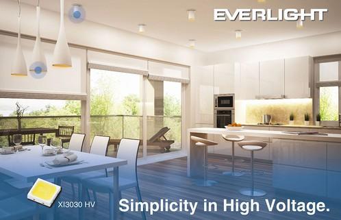 Светодиодные модули Everlight серии XI3030