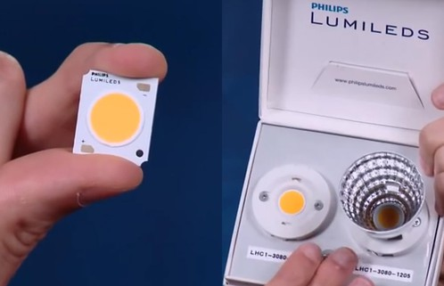 Светодиодные модули Philips Lumileds серии LUXEON CoB