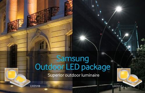 Новые сhip scale светодиоды Samsung Electronics