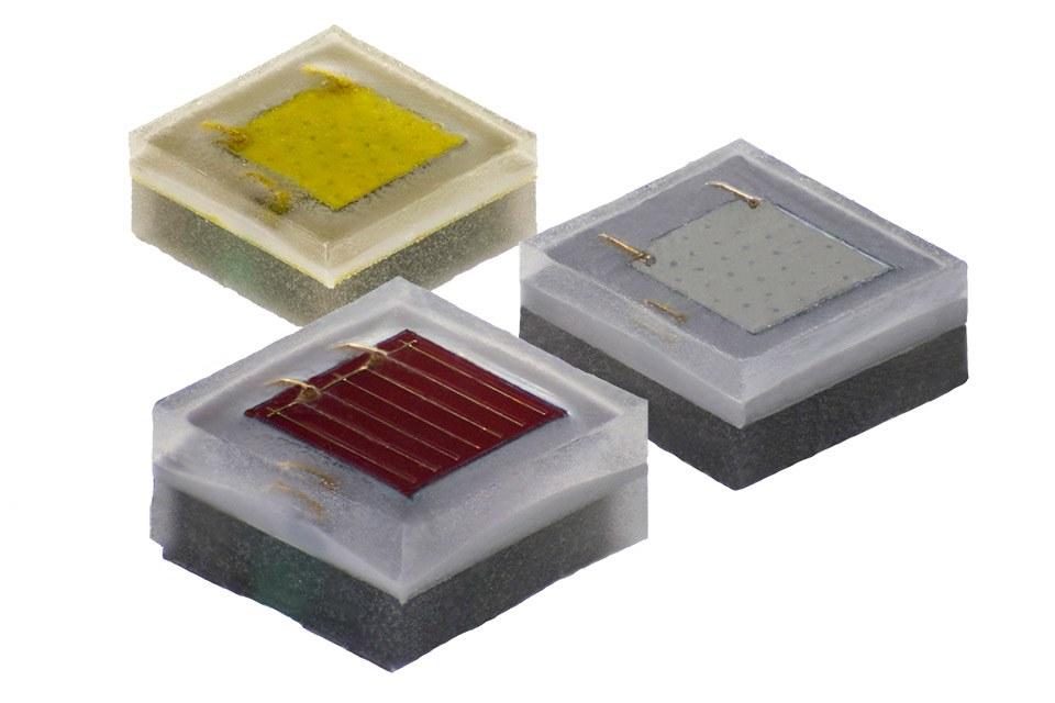 Новые светодиоды Cree высокой интенсивности XQ-E