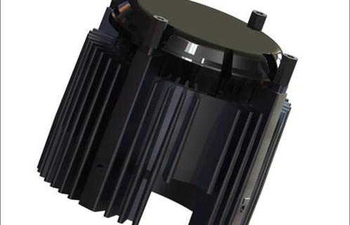 Модуль охлаждения SynJet