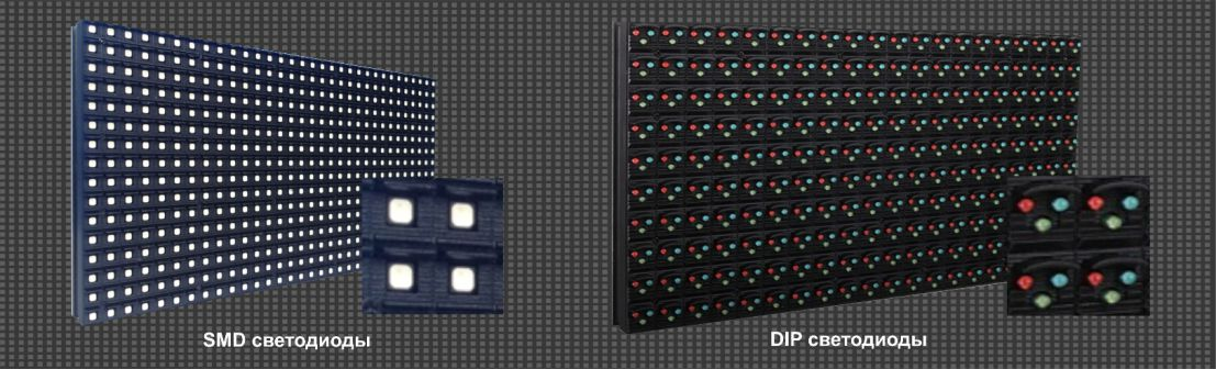 Тип пикселей