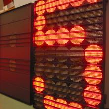 Часы фасадные цифровые