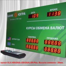 Табло курсов валюты 12