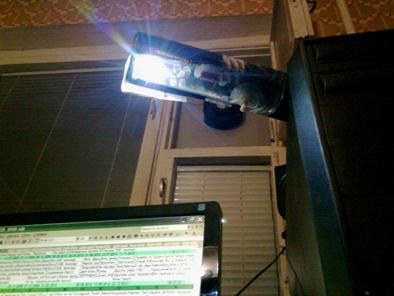Светодиодный фонарик 10