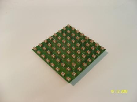 Модуль цветного табло 25 мм