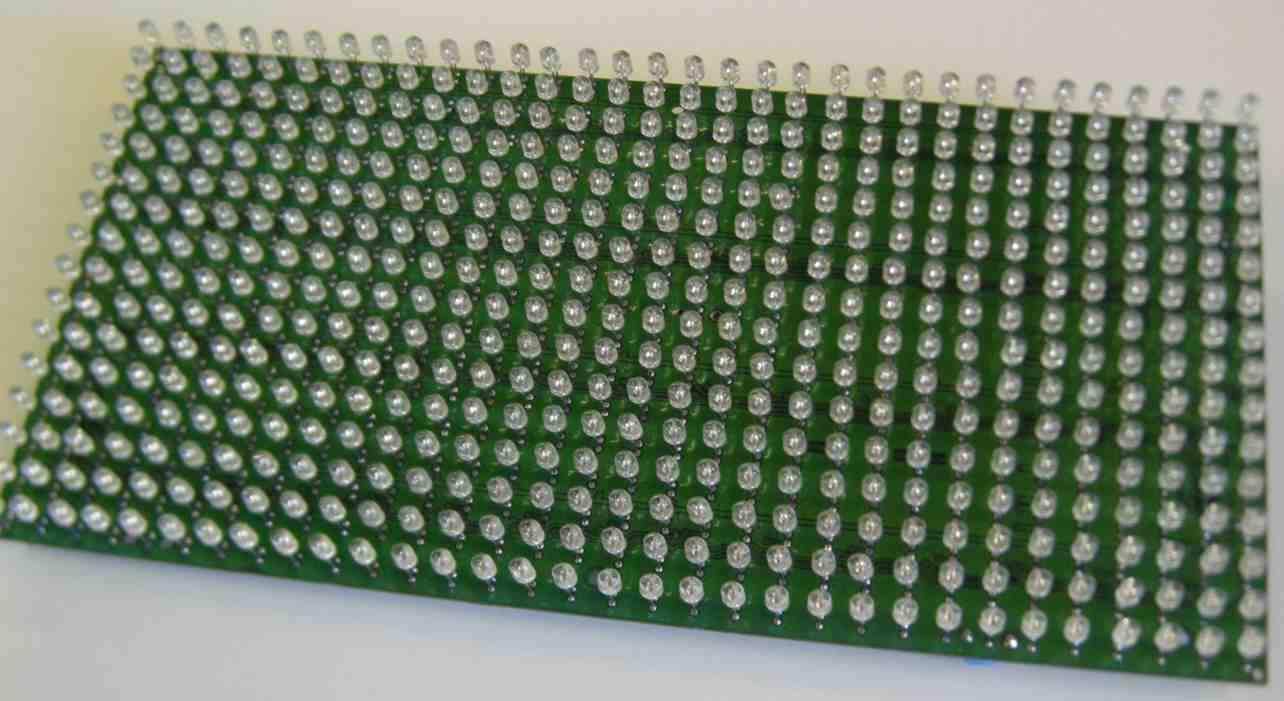 Модуль табло 10 мм