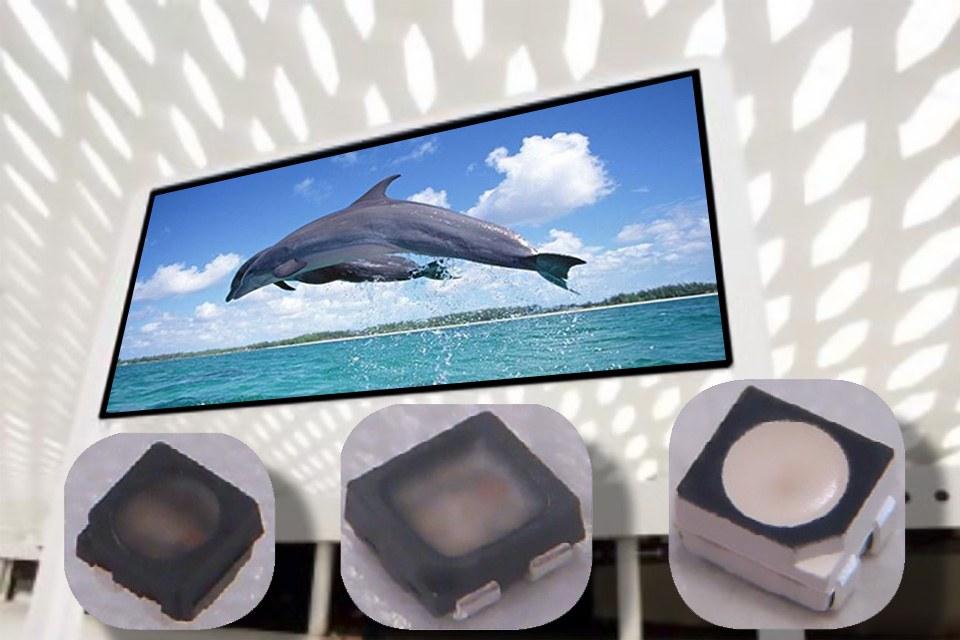 Светодиоды Cree C1010 обеспечивают лучшую в отрасли контрастность и надежность HD-видеоэкранов для помещений