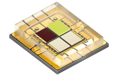 Новые светодиоды Osram Opto Semiconductors для систем сценического освещения