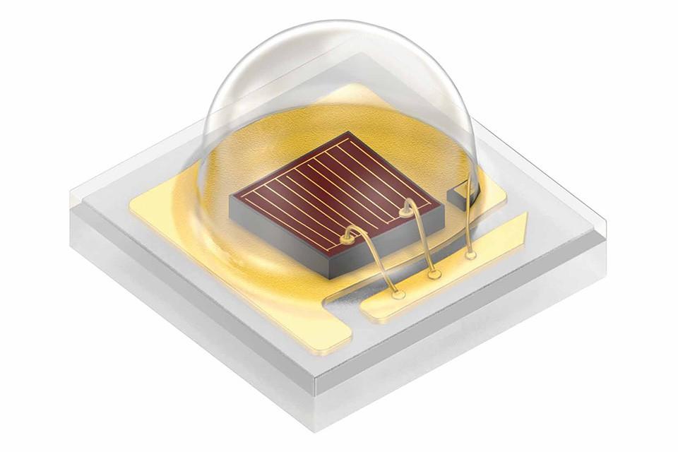 Светодиоды Oslon SSL для освещения растений от Osram Opto Semiconductors