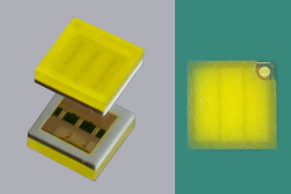 Светодиоды SemiLEDs серии PC LED