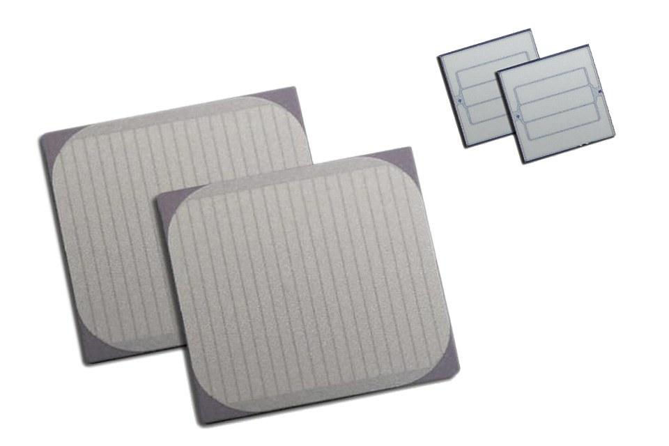Новые светодиодные матрицы GaN-on-Silicon от Plessey