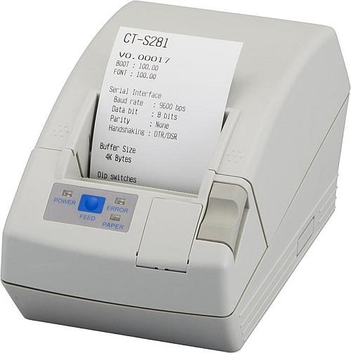 Принтер талонов ct-s281