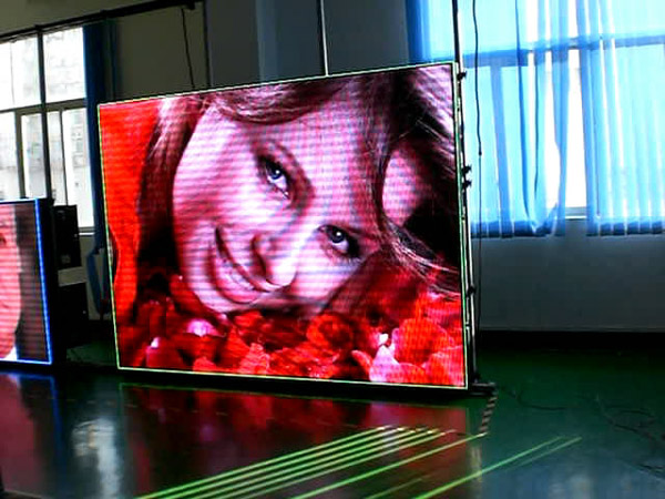 Графический светодиодный экран